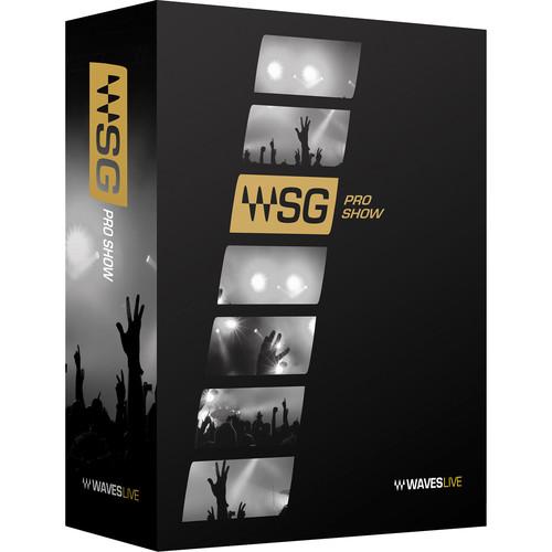 Waves Pro Show - Complete Plug-In Bundle for SoundGrid Systems (Download)