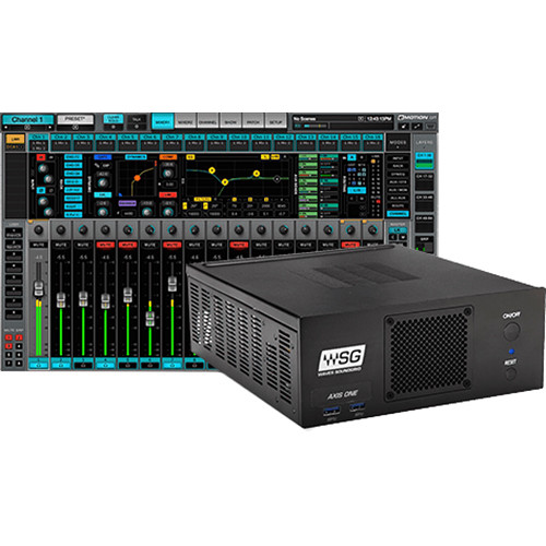 Waves Emotion LV1 64-Channel Mixer / Axis One