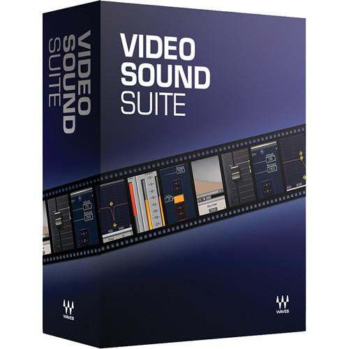 Waves Video Sound Suite - Audio for Video Plug-In Bundle (TDM/Native/SoundGrid, Download)