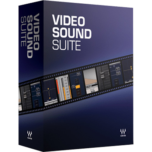 Waves Video Sound Suite - Audio Post-Production Software Bundle for Video Editors (Download)