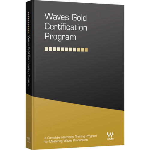 Waves Waves Gold Certification Program (Native)