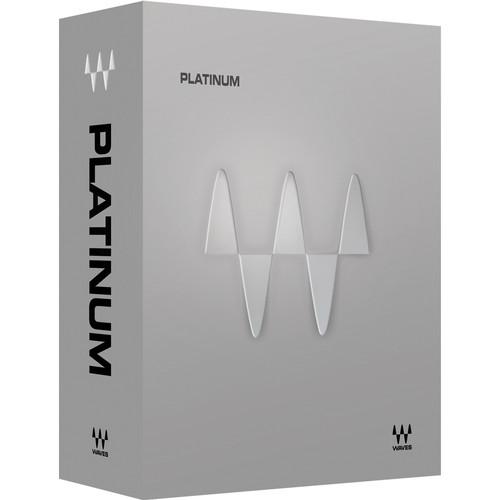 Waves Platinum - Mixing, Mastering, Sound Design Plug-Ins Bundle (TDM/Native/SoundGrid, Download)
