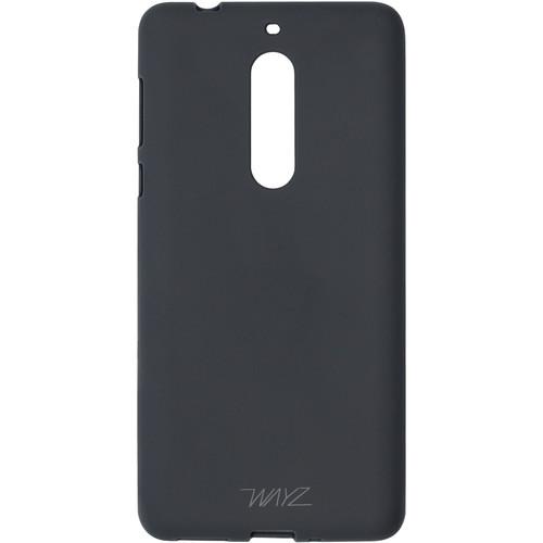 WAYZ Candy Case for Nokia 6 (Black)
