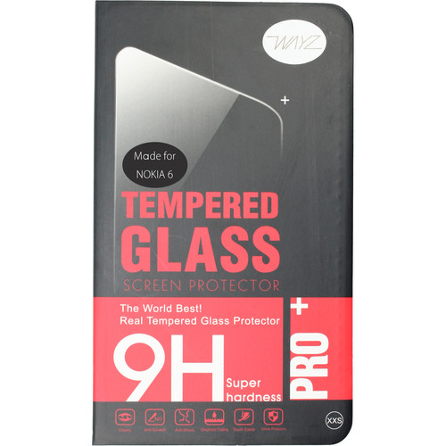 WAYZ Tempered Glass Screen Protector for Nokia 6