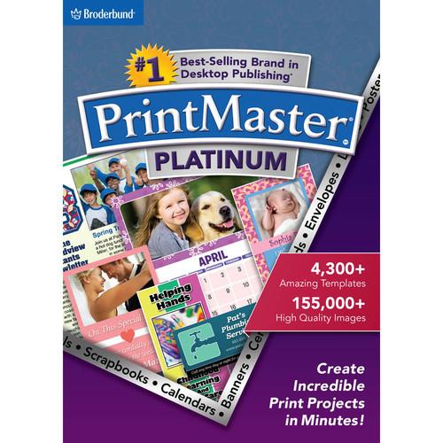WD Encore Software PrintMaster V7 Platinum for Mac
