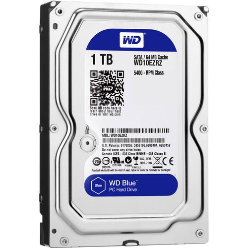 """WD 1TB Blue 3.5"""" Hard Drive"""