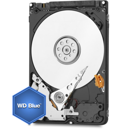"WD 320GB Blue 5400 rpm 2.5"" SATA III Internal Mobile Drive"