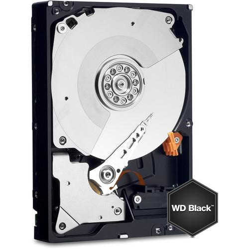 """WD 5TB Black 7200 rpm SATA III 3.5"""" Internal HDD"""