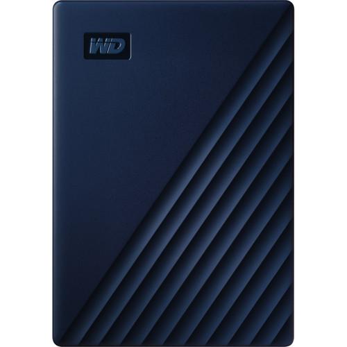WD 5TB My Passport for Mac USB 3.0 External Hard Drive (Midnight Blue)