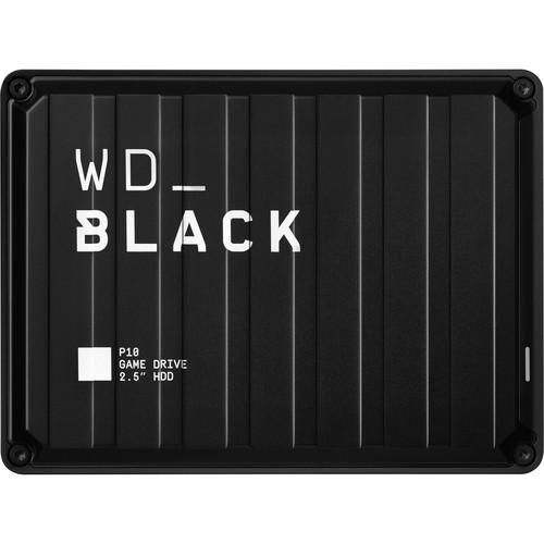 WD 4TB WD_BLACK P10 Game Drive