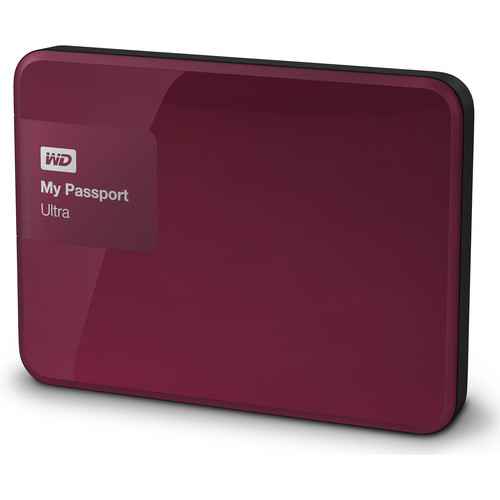 WD 2TB USB 3.0 Portable Hard Drive