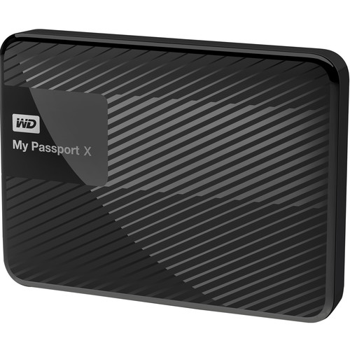 WD 3TB My Passport X USB 3.0 Hard Drive