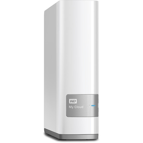 WD 4TB My Cloud Personal Cloud NAS Storage