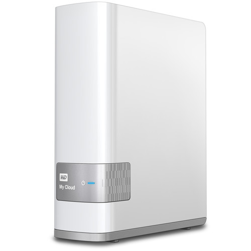 WD 8TB My Cloud Personal Cloud NAS Storage