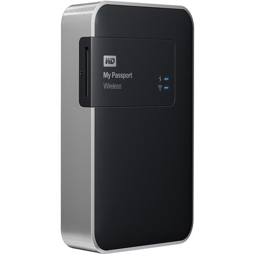 WD 2TB My Passport Wireless