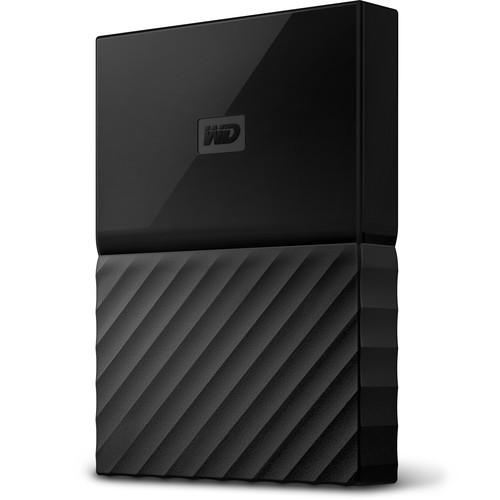 WD 1TB My Passport for Mac USB 3.0 Portable Hard Drive
