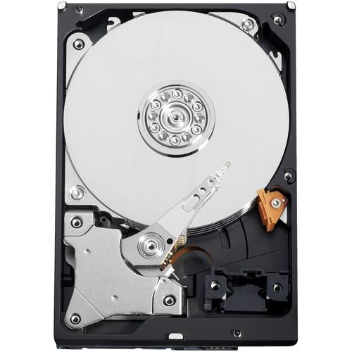 """WD 4TB Blue SATA III 3.5"""" Internal HDD Retail Kit"""