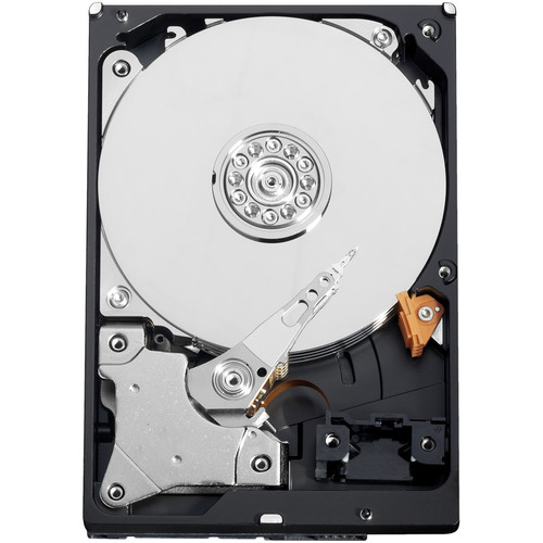 "WD 4TB Desktop Everyday SATA III 3.5"" Hard Drive"