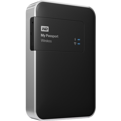 WD 1TB My Passport Wireless