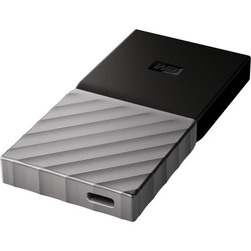 WD 256GB My Passport USB 3.1 Gen 2 External SSD