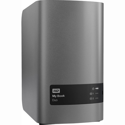 Western Digital My Book Duo 16TB 2-Bay Network Attached Storage