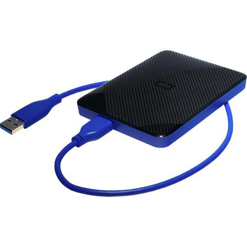 WD 4TB USB 3.1 Gen 1 External Hard Drive for Sony PS4