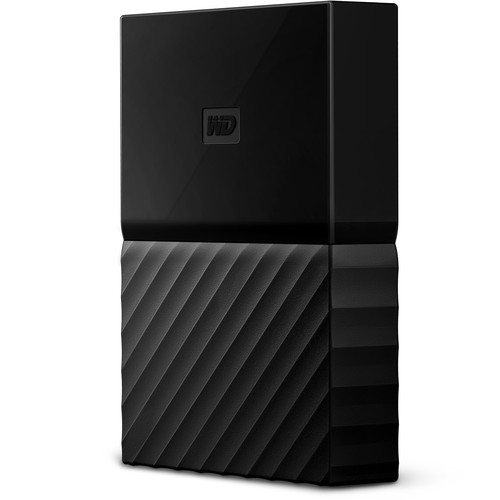 WD 4TB My Passport for Mac USB 3.0 Portable Hard Drive