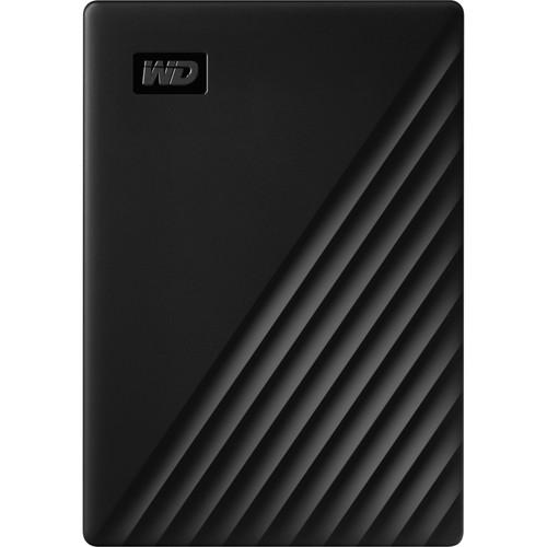 WD 5TB My Passport USB 3.2 Gen 1 External Hard Drive (2019, Black)
