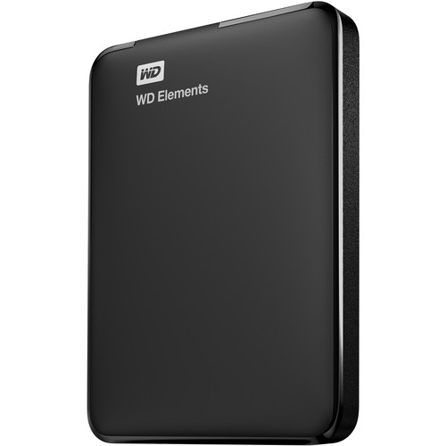 WD 2TB Elements Portable Hard Drive