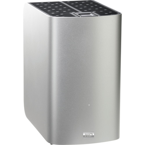 WD 4TB My Book Thunderbolt Duo
