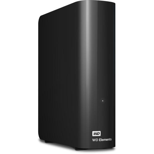 WD 6TB Elements External Desktop Hard Disk Drive