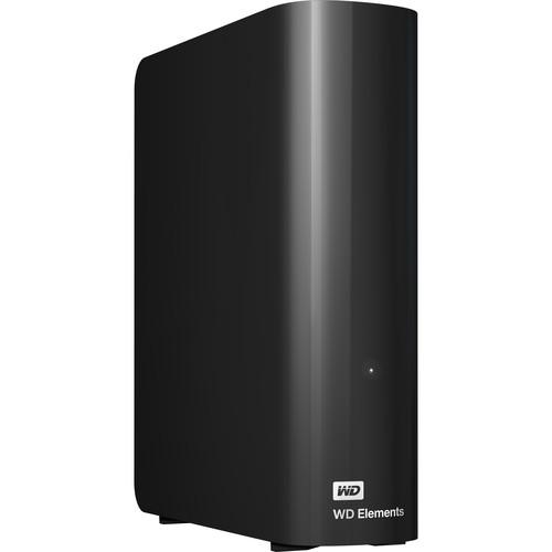 WD 10TB Elements Desktop USB 3.0 External Hard Drive