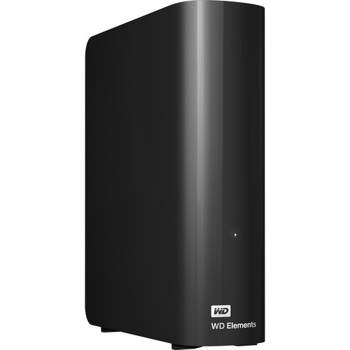 WD 12TB Elements Desktop USB 3.0 External Hard Drive