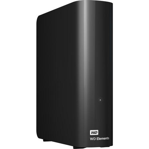 WD 18TB Elements Desktop USB 3.0 External Hard Drive