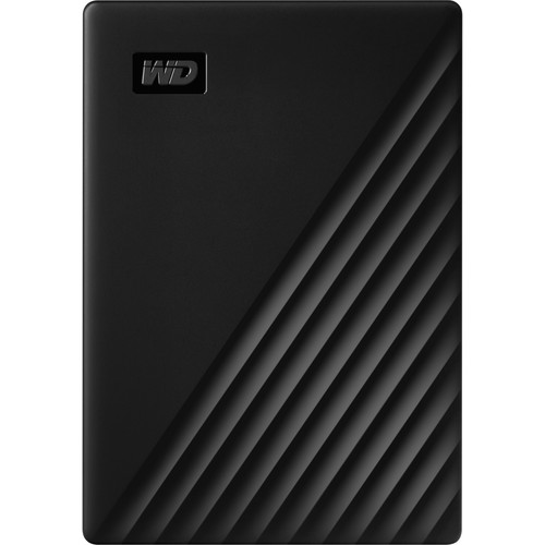 WD 2TB My Passport USB 3.2 Gen 1 External Hard Drive (2019, Black)