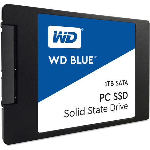 "WD 1TB Blue SATA III 2.5"" Internal SSD"