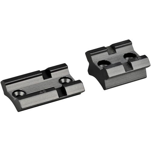 Weaver Aluminum 2-Piece Scope Base for Ruger 10/22
