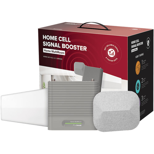 weBoost Home MultiRoom Cell Signal Booster Kit