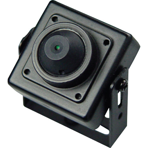 Weldex WDH-2500BC 600TVL Day/Night Miniature Covert Camera with 3.6mm Fixed Conical Lens