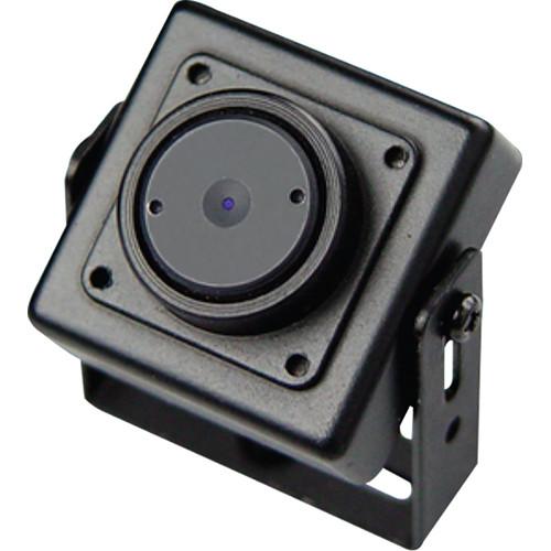 Weldex WDH-3200CP 600 TVL Miniature Covert Square Camera with 3.6mm Pinhole Lens