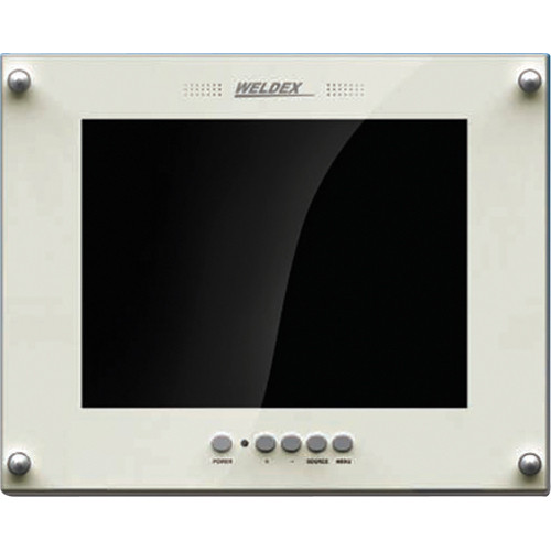 "Weldex Industrial TFT LCD Flush Mount Monitor (10.4"")"