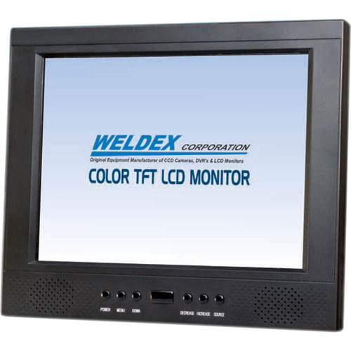 """Weldex 10.4"""" Touch Screen Monitor with Housing"""