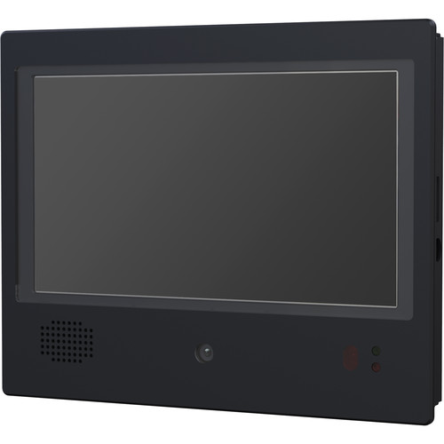 """Weldex 10"""" IP HD Public View Monitor with 2.1MP Camera"""