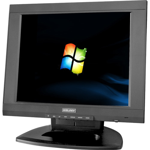 "Weldex WDL-1700M-HD 17"" Color TFT LCD Flat Screen Monitor"