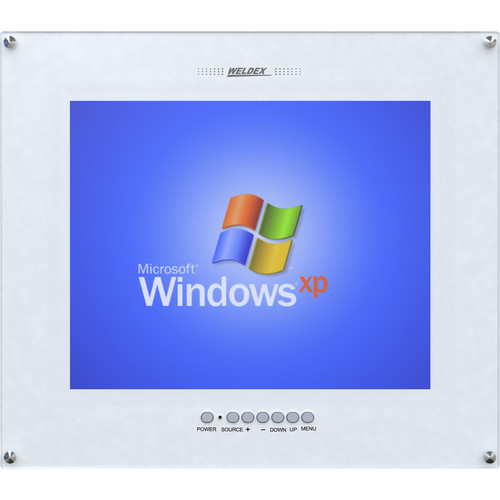 "Weldex WDL-1700MFM-HD Color 17"" Flush Mount LCD Monitor"