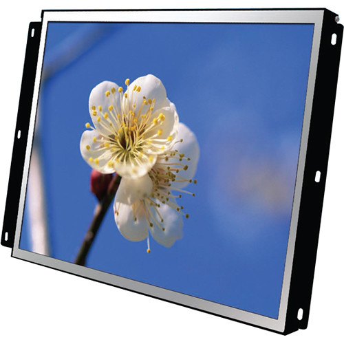 "Weldex 17"" Sun Readable Open-Frame Monitor"