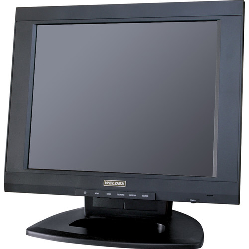 "Weldex 17"" Sun Readable TFT LCD Monitor with Housing"