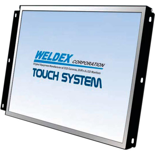 "Weldex 17"" Open-Frame Touch Screen Monitor"