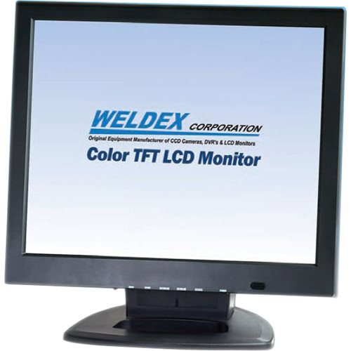"Weldex 19"" Sun Readable In-Housing Monitor"