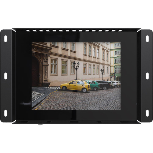"Weldex 6.5"" Sun Readable Multi-Touch Open Frame LCD Monitor"